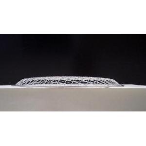 使い捨てアミ 27ドーム【1箱/200枚入り】 (七輪・バーベキュー・焼肉用焼き網)|sumi-888