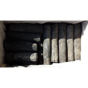(末廣備長炭) V中丸 長さ20〜30cm φ6〜8cm 15kg ベトナム産|sumi-888|03