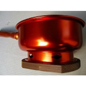 十能炭運搬器薄銅製|sumi-kurasishop