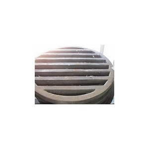 ロストル 39cm 鋳物丸 交換用 火起こし器底 sumi-kurasishop
