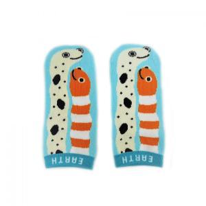 すみだ水族館 キッズソックス  チンアナゴ&ニシキアナゴ 子ども 靴下 sumida-aquarium