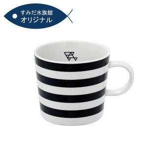 すみだ水族館 オリジナル ロゴ マグカップ|sumida-aquarium