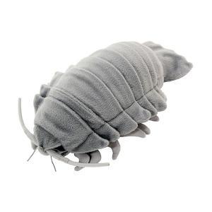 すみだ水族館 リアルダイオウグソクムシ ぬいぐるみ Lサイズ|sumida-aquarium
