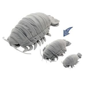 すみだ水族館 リアルダイオウグソクムシ ぬいぐるみ Lサイズ|sumida-aquarium|05
