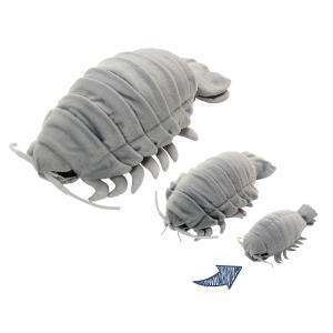 すみだ水族館 リアルダイオウグソクムシ ぬいぐるみ Mサイズ|sumida-aquarium|06