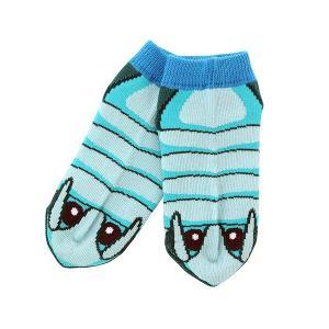 すみだ水族館 キッズソックス  ダイオウグソクムシ 子ども用 靴下 深海生物|sumida-aquarium|02