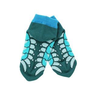 すみだ水族館 キッズソックス  ダイオウグソクムシ 子ども用 靴下 深海生物|sumida-aquarium|03