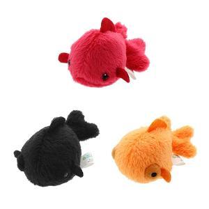 すみだ水族館 ムニュマム 金魚 マグネット ぬいぐるみ 全3種|sumida-aquarium