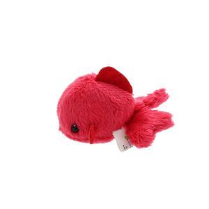 すみだ水族館 ムニュマム 金魚 マグネット ぬいぐるみ 全3種|sumida-aquarium|03