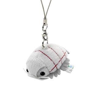 すみだ水族館 ダイオウグソクムシ ムニュマム ストラップ ぬいぐるみ 深海生物|sumida-aquarium