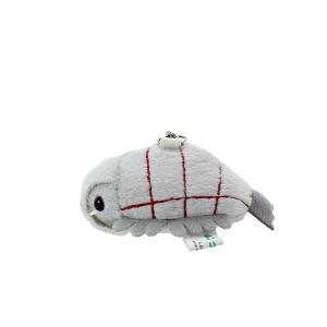 すみだ水族館 ダイオウグソクムシ ムニュマム ストラップ ぬいぐるみ 深海生物|sumida-aquarium|04