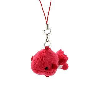 すみだ水族館 ムニュマム 金魚 ストラップ ぬいぐるみ 全3種|sumida-aquarium|10