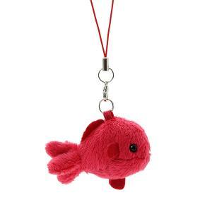 すみだ水族館 ムニュマム 金魚 ストラップ ぬいぐるみ 全3種|sumida-aquarium|04
