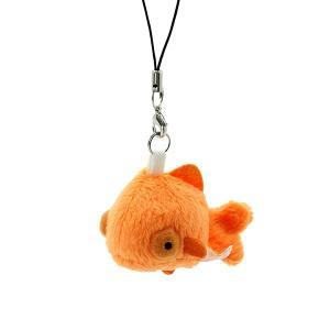 すみだ水族館 ムニュマム 金魚 ストラップ ぬいぐるみ 全3種|sumida-aquarium|12