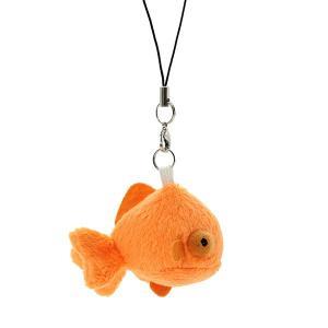 すみだ水族館 ムニュマム 金魚 ストラップ ぬいぐるみ 全3種|sumida-aquarium|07