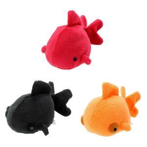 すみだ水族館 ムニュマム 金魚 ぬいぐるみ Mサイズ 全3種|sumida-aquarium