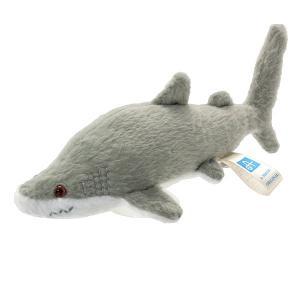 すみだ水族館 シロワニ ぬいぐるみ Sサイズ 吸盤付き|sumida-aquarium