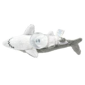 すみだ水族館 シロワニ ぬいぐるみ Sサイズ 吸盤付き|sumida-aquarium|02