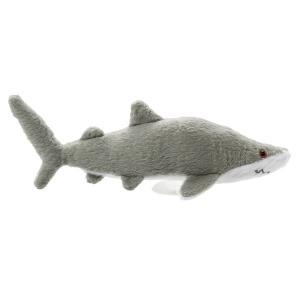 すみだ水族館 シロワニ ぬいぐるみ Sサイズ 吸盤付き|sumida-aquarium|03