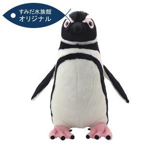 すみだ水族館 オリジナル 飼育員監修 マゼランペンギン ぬいぐるみ 等身大|sumida-aquarium