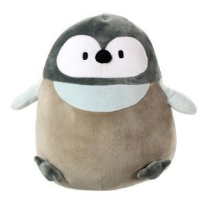 すみだ水族館 HUGHUG もっちりクッション ペンギンヒナ sumida-aquarium