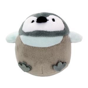 すみだ水族館 HUGHUG もっちりミニ ペンギンヒナ ぬいぐるみ sumida-aquarium
