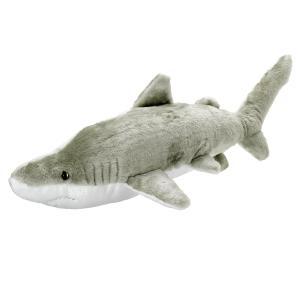 すみだ水族館 シロワニ ぬいぐるみ Lサイズ|sumida-aquarium