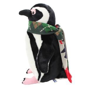 すみだ水族館 オリジナル マフラー付きマゼランペンギン ぬいぐるみ|sumida-aquarium|02