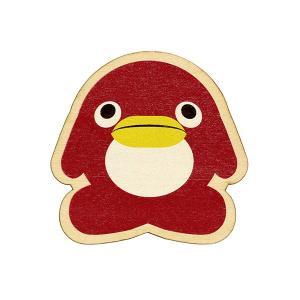すみだ水族館 オリジナル ペンギン木製マグネット 全5色 メール便対応可|sumida-aquarium|05