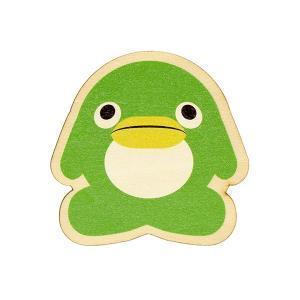 すみだ水族館 オリジナル ペンギン木製マグネット 全5色 メール便対応可|sumida-aquarium|06
