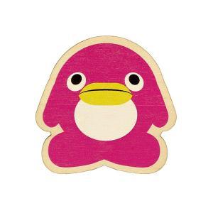 すみだ水族館 オリジナル ペンギン木製マグネット 全5色 メール便対応可|sumida-aquarium|07