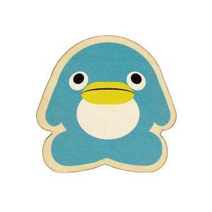すみだ水族館 オリジナル ペンギン木製マグネット 全5色 メール便対応可|sumida-aquarium|08