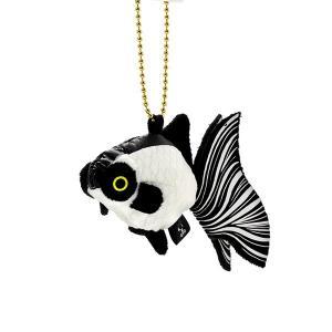 すみだ水族館 金魚鈴 パンダチョウビ キーホルダー ぬいぐるみ|sumida-aquarium|02