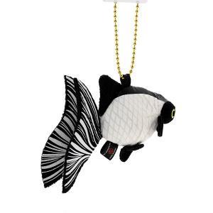 すみだ水族館 金魚鈴 パンダチョウビ キーホルダー ぬいぐるみ|sumida-aquarium|03