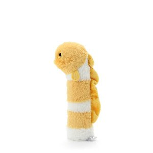 すみだ水族館 直立!ニシキアナゴさん オレンジ S ぬいぐるみ|sumida-aquarium|03