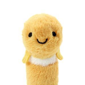 すみだ水族館 直立!ニシキアナゴさん オレンジ S ぬいぐるみ|sumida-aquarium|05