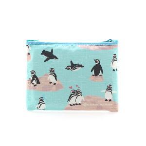すみだ水族館 オリジナル ペンギン ポーチ sumida-aquarium 02