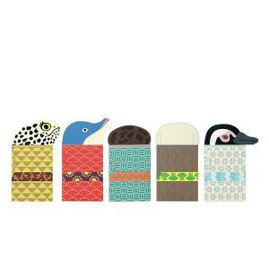 すみだ水族館 すいすいポチ ポチ袋 メール便対応可 sumida-aquarium 06