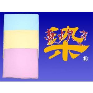 【東炊き染シーツ】ふとんが落ちないベッドメイキングツール「ピシッター」のシーツを川合染工の「東炊き染」で染めました sumidalifeshop