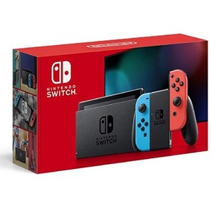 Nintendo Switch 本体 新型 (ニンテンドースイッチ) Joy-Con(L) ネオンブ...