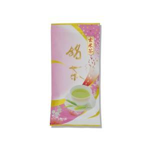 もち米玄米茶  (100g)|sumino-yamecha