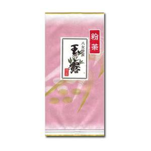 玉露 粉茶(100g)|sumino-yamecha