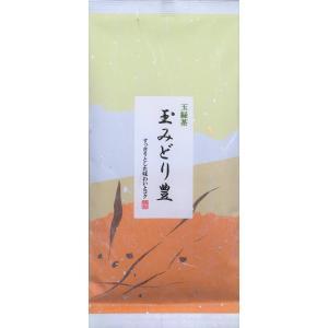 玉みどり豊 (100g)|sumino-yamecha
