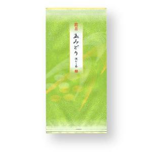 深むし 玉みどり(100g)|sumino-yamecha