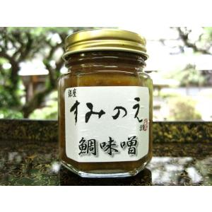 【すみのえ特製】鯛味噌|suminoe-ryokan