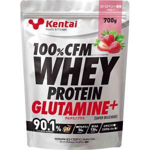 健康体力研究所 KTK-K222 100%CFMホエイプロテイン グルタミンプラス スーパーデリシャス ストロベリー風味 sumitasports