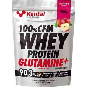 健康体力研究所 KTK-K223 100%CFMホエイプロテイン グルタミンプラス スーパーデリシャス アップル風味 sumitasports