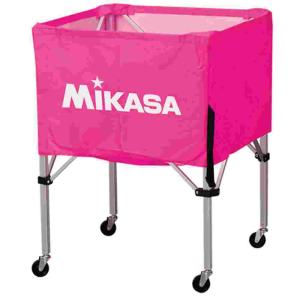 ミカサ MJG-BCSPH 箱型ボールカゴ3点セット|sumitasports