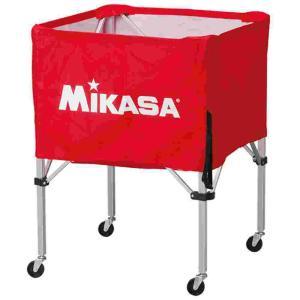 ミカサ MJG-BCSPS 箱型ボールカゴ3点セット|sumitasports
