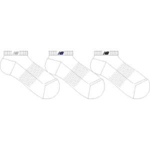 ニューバランス NBJ-JASL7792 ショートレングス3Pソックス メンズ・ユニセックス|sumitasports